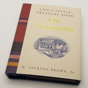 3 for $15-Life's Treasure Book on Friendship